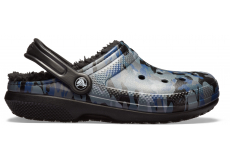 Classic Lined Graphic II Clog - Camo/Black M10W12