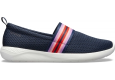 LiteRide Mesh Slip On W Navy Colorblock/Navy W10