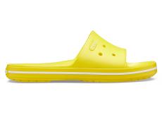 Crocband III Slide Lemon/White