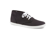 Champion Chukka Lo Rise Army Twill Black
