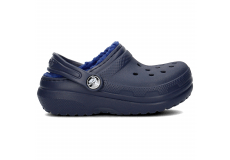 Classic Lined Clog - Navy/Cerulean Blue C10