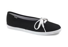 Too Cute Canvas black