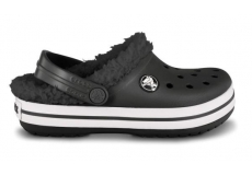 Crocband Mammoth Kids - Black/Black - C6/7