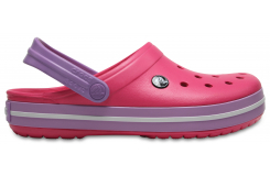 Crocband Paradise Pink/Iris