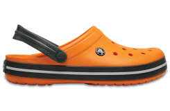 Crocband Blazing Orange/Slate Grey M4/W6