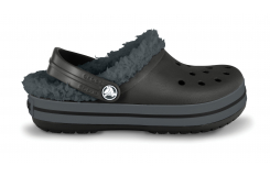 Crocband Mammoth Kids - Black/Graphite - C8/9