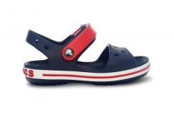 Crocband Sandal Kids Navy/Red C5