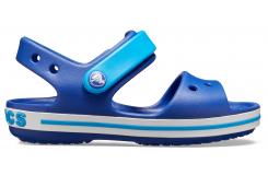 Crocband Sandal Kids Cerulean Blue/Ocean C10