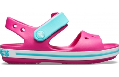 Crocband Sandal Kids Candy Pink/Pool C10