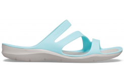 Swiftwater Sandal W Ice Blue/Pearl White