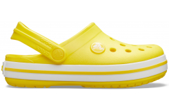 Crocband Clog K Lemon C10