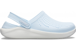 LiteRide Clog Mineral Blue/White M4W6
