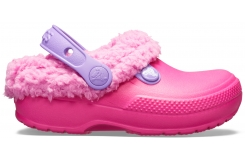 Classic Blitzen III Clog K - Candy Pink/Party Pink C10