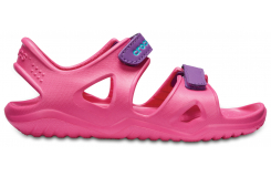 Swiftwater River Sandal K Paradise Pink/Amethyst C6