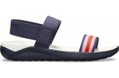 LiteRide Sandal W Navy Colorblock/Navy W10