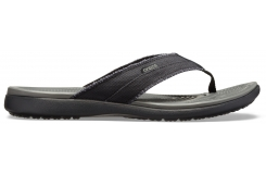 Santa Cruz Canvas Flip M Black/Slate Grey M10