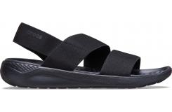 LiteRide Stretch Sandal W Black/Black W10