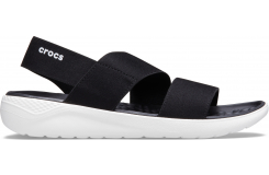 LiteRide Stretch Sandal W Black/White W10