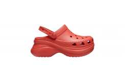 Crocs Classic Bae Clog W Spicy Orange