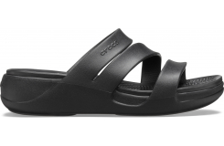 Crocs Monterey Wedge W Black