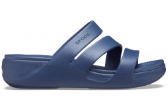 Crocs Monterey Wedge W Navy