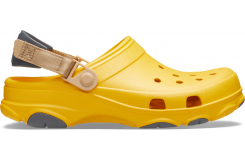Classic All Terrain Clog Canary M10W12