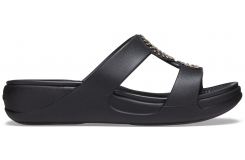 Crocs Monterey Diamante WedgeW Black
