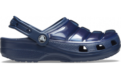 Classic Neo Puff Clog Navy