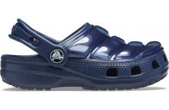Classic Neo Puff Clog K Navy