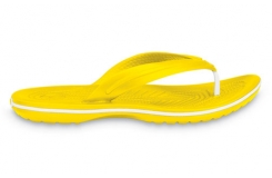 Crocband Flip Yellow M6/W8