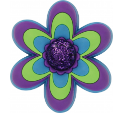 Candy Flowers Large Purple Flower