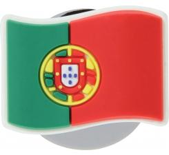 Odznáček Jibbitz - Portugal Flag