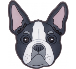 Odznáček Jibbitz - Boston Terrier