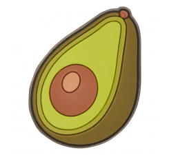 Odznáček Jibbitz - Avocado