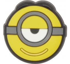 Odznáček Jibbitz - Minions Stuart Icon