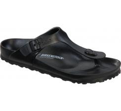 Černé pantofle Birkenstock Gizeh Eva
