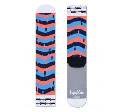 Barevné ponožky Happy Socks X MONTANA CANS // kolekce Athletic