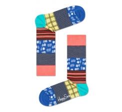 Barevné ponožky Happy Socks Multi X Iris Apfel