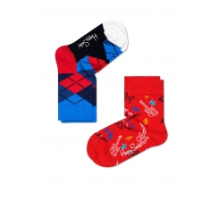 Dětské barevné ponožky Happy Socks fb8c6b7083