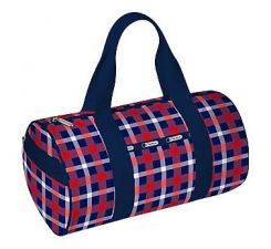 Round Shoulder Duffle - First Mate