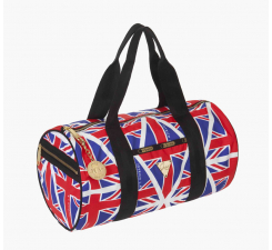 Round Shoulder Duffle - Union Jack