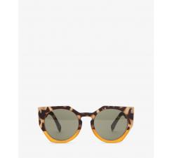 Hnědé sluneční brýle Matt & Nat Mule