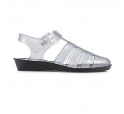 Tinkerbelle Silver Mini Glitter/Black