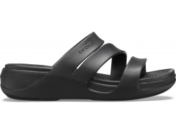 Crocs Monterey Wedge W Black W10