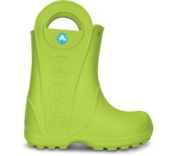 Handle It Rain Boot Kids VGrn C6
