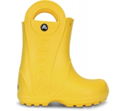 Handle It Rain Boot Kids Yel C6
