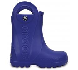 Handle It Rain Boot Kids - Cerulean Blue C10
