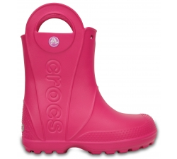 Handle It Rain Boot Kids - Candy Pink C10