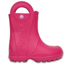 Handle It Rain Boot Kids - Candy Pink C10