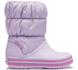 Winter Puff Boot Kids Lavender C10